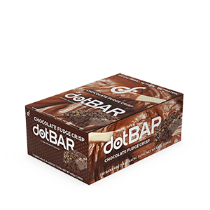 dotBAR - Chocolate Fudge Crisp